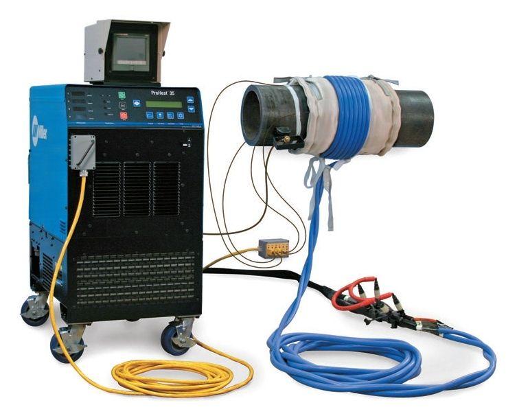 Miller Pro heat 35 с водяным охлаждением