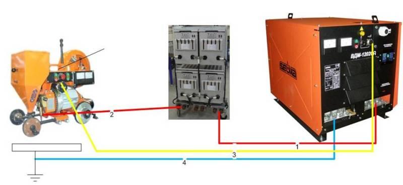 Схема адаптера мт - Мотоблок